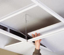 acoustical ceilings office and commercial property ceilings suspended ceilings dropped ceiling tiles 2x4 ceiling tiles customized ceilings repairs