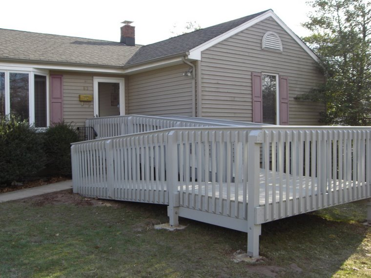 Handicap ramp plans for mobile home house plans home for Wheelchair homes