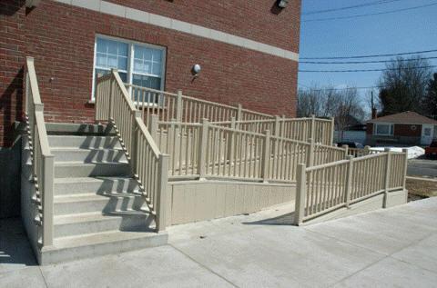 Handicap Ramps And Ada Construction Philadelphia
