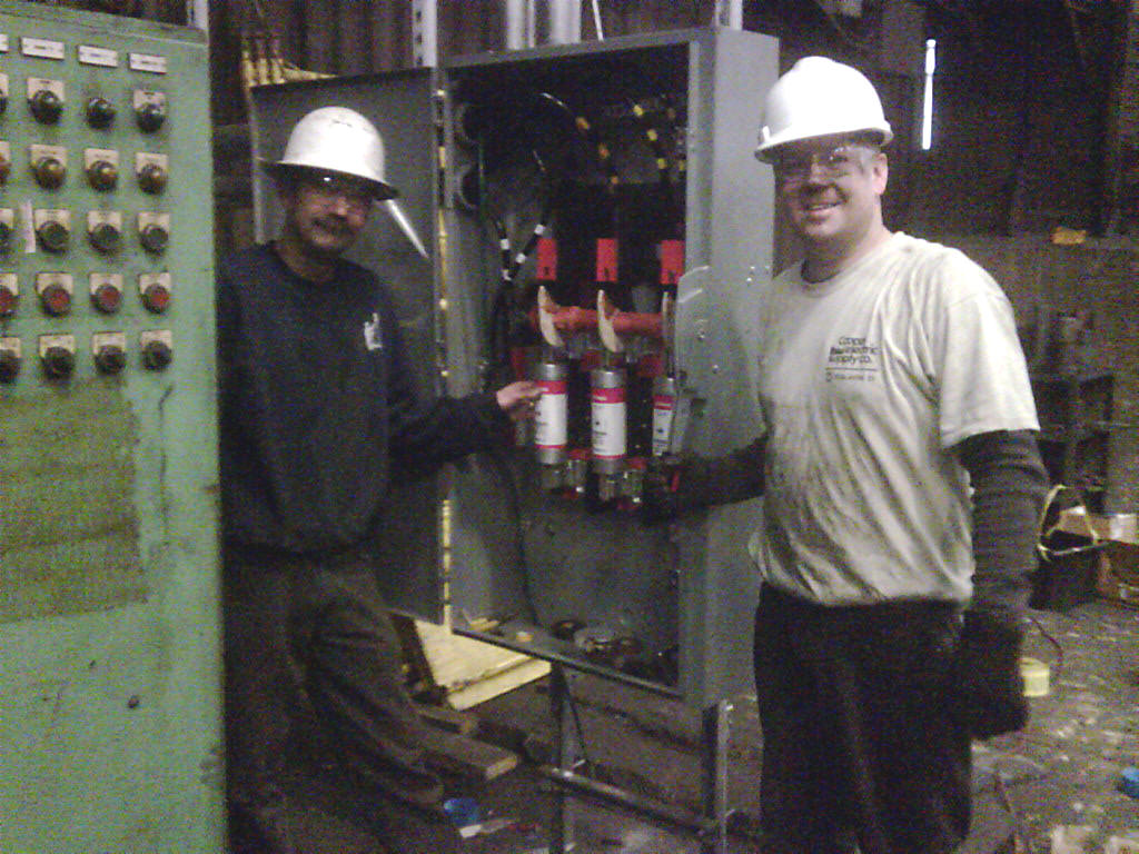 Service Entrance 2phase 3phase Conductors Commercial Wiring Diagram Equipment Grounding Philadelphia